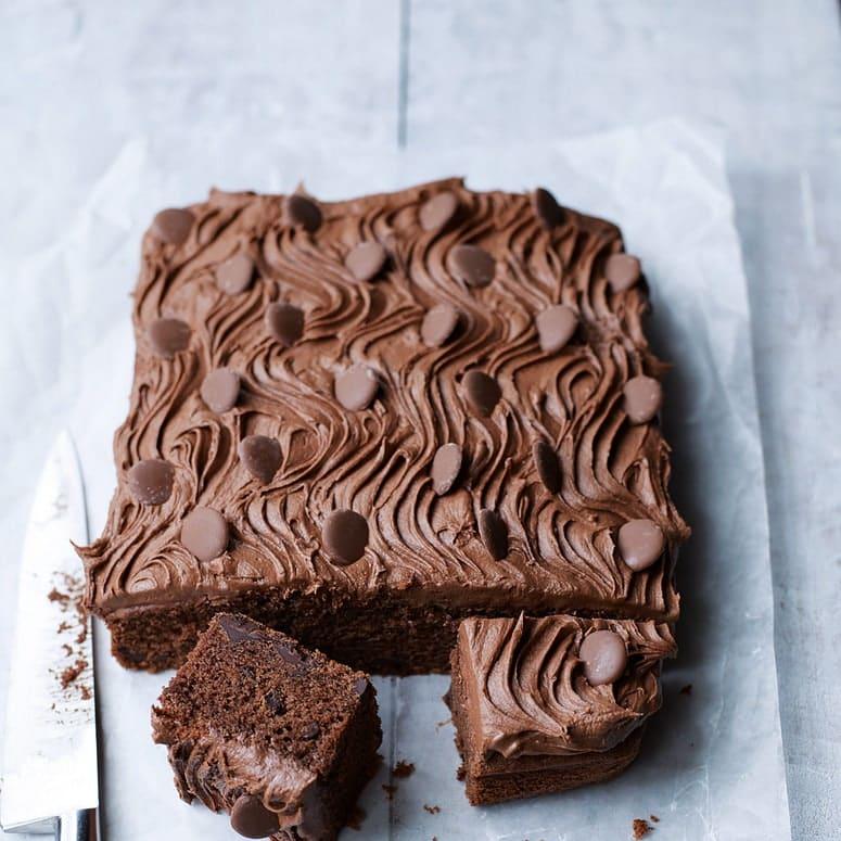 La imagen puede contener Comida Postre Chocolate Biscuit Cookie Fudge Creme and Cream