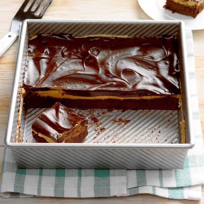 Brownies de café con crema Exps Bdsmz17 24504 B03 03 1b 2