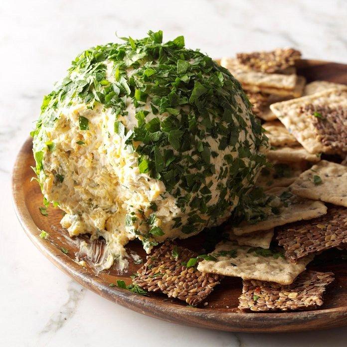 Bola de queso Dilly
