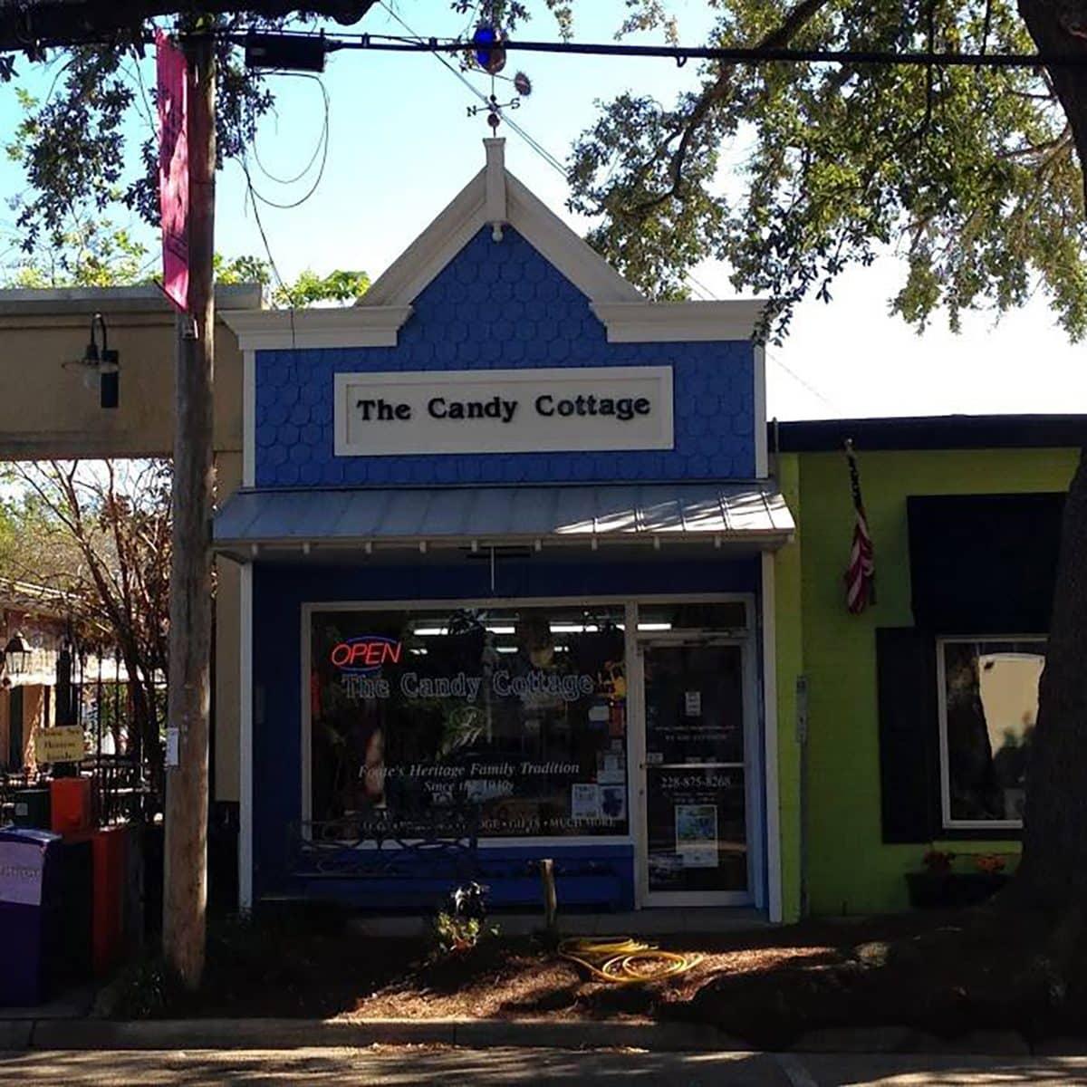 The Candy Cottage & Gourmet, la mejor tienda de dulces en todos los estados