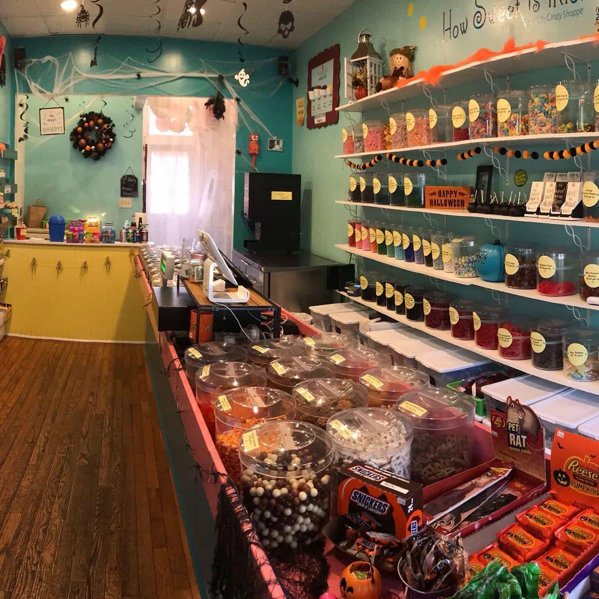 Qué dulce es esto, la mejor tienda de dulces en todos los estados