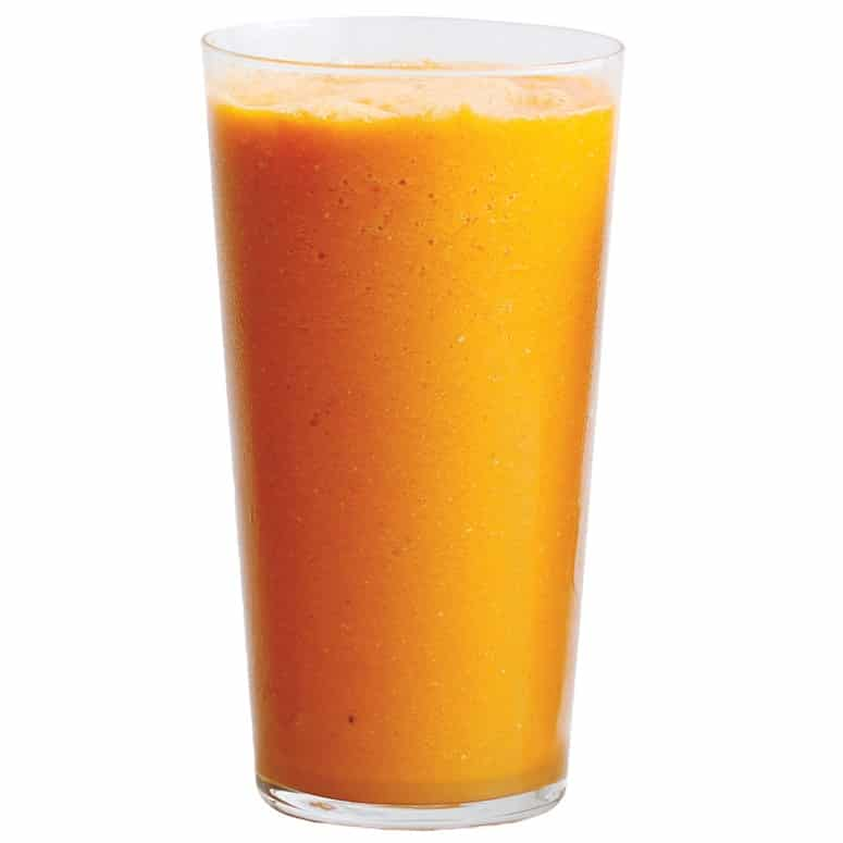La imagen puede contener Bebida Jugo Bebida Batido Jugo de naranja Alcohol Cerveza y planta