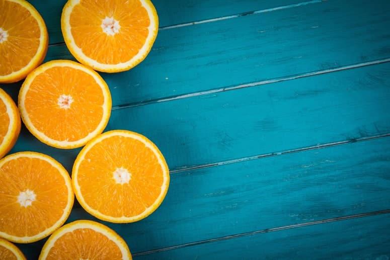 La imagen puede contener: planta, fruta cítrica, fruta, comida, naranja, pomelo y frutas y verduras